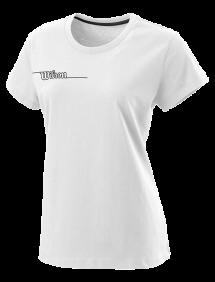 Футболка Wilson Team II Tech Tee W (White)