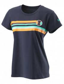 Футболка Wilson Tracers Tech Tee W (Outer Space)