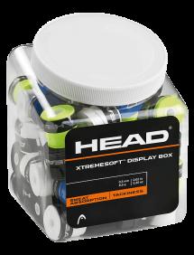 Овергрип Head XtremeSoft 70pcs Display Box Assorti