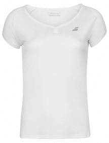 Футболка Babolat Play Cap G (Белый 1000)