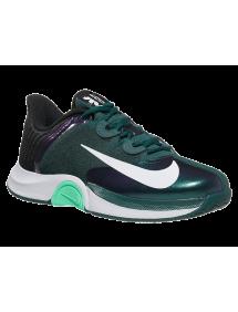 Кроссовки мужские Nike Court Air Zoom GP Turbo M (Зеленый)