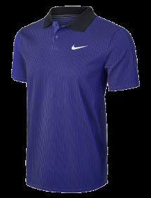 Поло Nike Court Dri-FIT ADV Slam M (Синий)