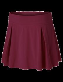Юбка Nike Club Skirt W (Бордовый)