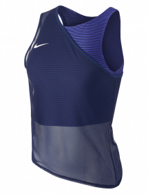 Топ Nike Court Dri-FIT Slam W (Синий)
