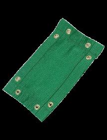 Ветрозащитный фон  2x12м, без логотипа (Светло-Зеленый)