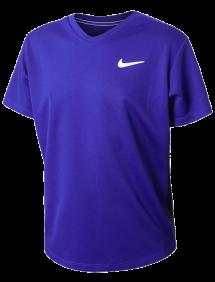 Футболка Nike Court Dri-FIT Victory B (Синий)
