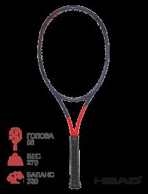 Ракетка для тенниса Head Graphene 360 Radical MP Lite