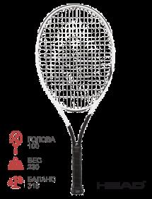 Ракетка для тенниса Head Graphene 360+ Speed Junior 25