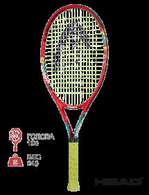 Ракетка для тенниса Head Novak 25 2021