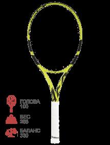 Ракетка для тенниса Babolat Pure Aero Super Lite 2019