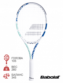 Ракетка для тенниса Babolat Boost Drive Women 2021