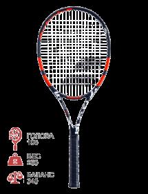 Ракетка для тенниса Babolat Evoke 105 2021