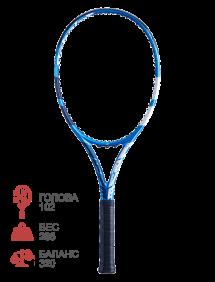Ракетка для тенниса Babolat Evo Drive Tour 2021