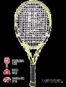 Ракетка для тенниса Babolat Pure Aero Junior 25 2019
