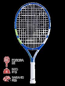 Ракетка для тенниса Babolat Drive Junior 23 2021