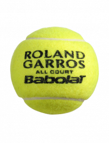 Теннисные мячи Babolat French Open All Court 72 (24x3)