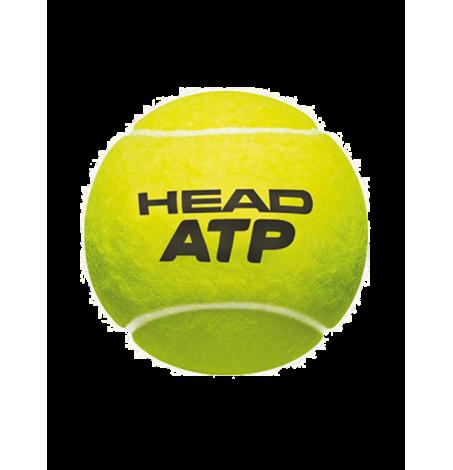 Теннисные мячи Head ATP x4