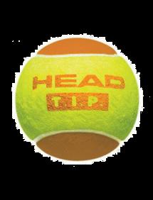 Теннисные мячи Head TIP Orange x3