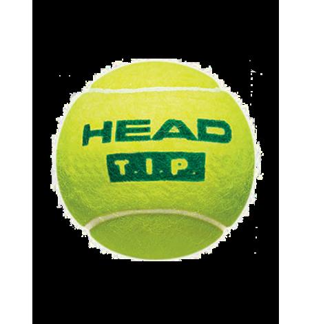 Теннисные мячи Head TIP Green x3