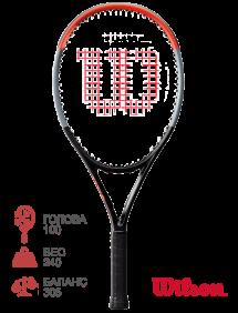Ракетка для тенниса Wilson Clash 25
