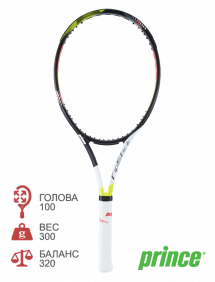 Ракетка для тенниса Prince Ripstick 100 300g