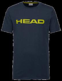 Футболка Head Club Ivan T-Shirt M (Синий/Желтый)