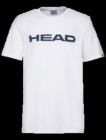 Футболка Head Club Ivan T-Shirt M (Былый/Синий)