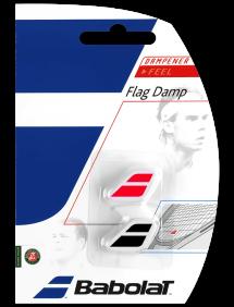 Виброгаситель Babolat Flag Damp (Черный/Красный)