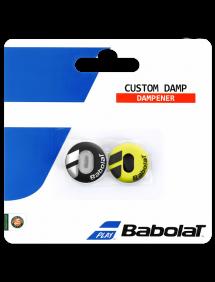 Виброгаситель Babolat Custom Damp (Черный/Желтый)