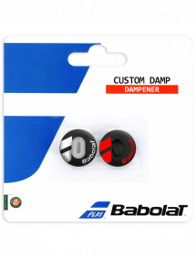 Виброгаситель Babolat Custom Damp (Черный/Красный)