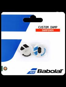 Виброгаситель Babolat Custom Damp (Белый/Синий)