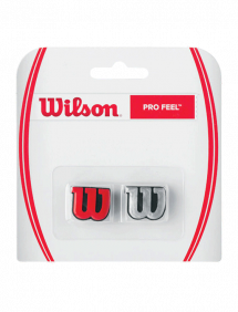 Виброгаситель Wilson Pro Feel (Красный/Серый)