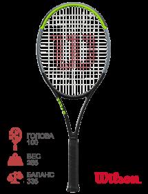 Тестовая ракетка для тенниса Wilson Blade 100UL V7.0