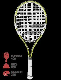 Тестовая ракетка для тенниса Babolat Helix 105