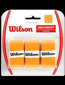 Овергрип Wilson Pro Soft Absorbent (Оранжевый)