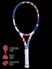 Ракетка для тенниса Babolat Pure Drive USA 2021