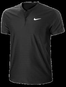 Поло Nike Court Dri-FIT ADV Breathe M (Черный)