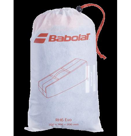 Сумка Babolat Evo x6 (Белый/Голубой/Красный)