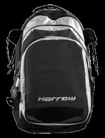 Рюкзак Harrow Elite Backpack (Черный/Серый)