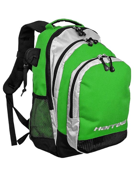 Рюкзак Harrow Elite Backpack (Зеленый/Серый)