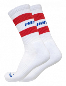 Носки Harrow Mid Calf Classic Stripe ProWear Sport Socks (white/red/royal)