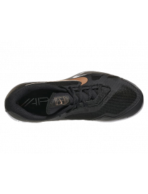 Кроссовки женские Nike Air Zoom Vapor Pro (Черный/Золотой)