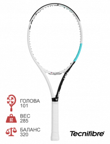 Ракетка для тенниса Tecnifibre T-Rebound Tempo 285 Tempo 3 Tourlite
