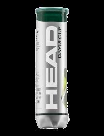 Теннисные мячи Head Davis Cup x4