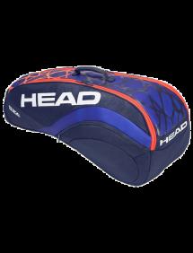 Сумка Head Radical 6R Combi (Синий/Оранжевый)
