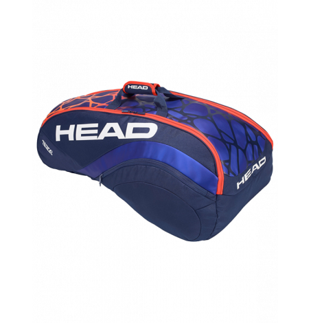 Сумка Head Radical 9R Supercombi (Синий/Оранжевый)