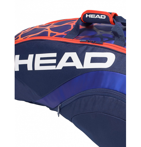 Сумка Head Radical 9R Supercombi (Синий/Оранжевый)