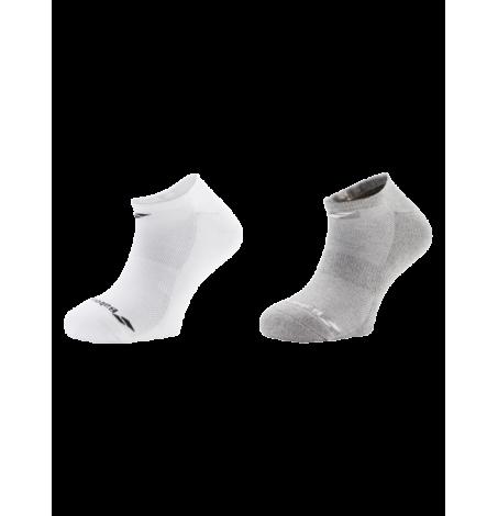 Носки Babolat Invisible мужские 2pair (Белый)