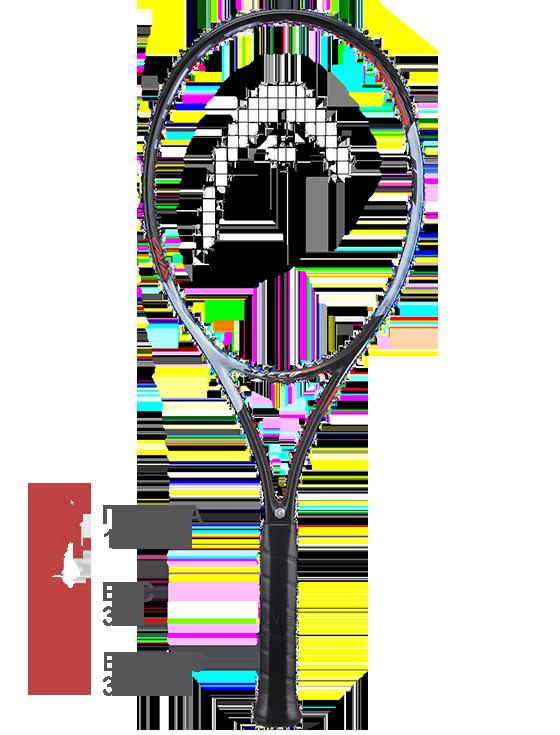 Ракетка для тенниса Head Graphene Touch Speed Pro