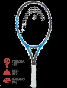 Ракетка для тенниса Head Graphene Touch Instinct Lite